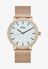 s.Oliver - Watch - roségold-farbig - 1