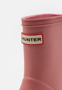 Hunter ORIGINAL - KIDS FIRST CLASSIC - Botas de agua - hibiscus pink - 5