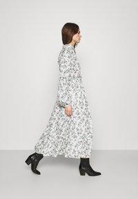 Replay - DRESS - Maxi dress - natural white/rose/green - 3