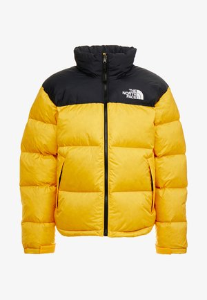 1996 RETRO NUPTSE JACKET UNISEX - Down jacket - yellow