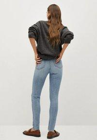 Mango - SOHO - Jeans Skinny Fit - middenblauw - 2