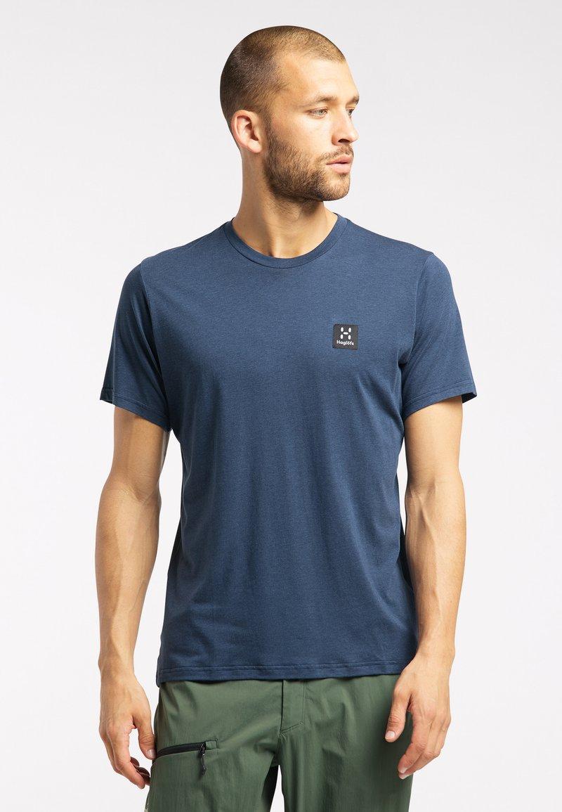 Haglöfs - Sports shirt - tarn blue