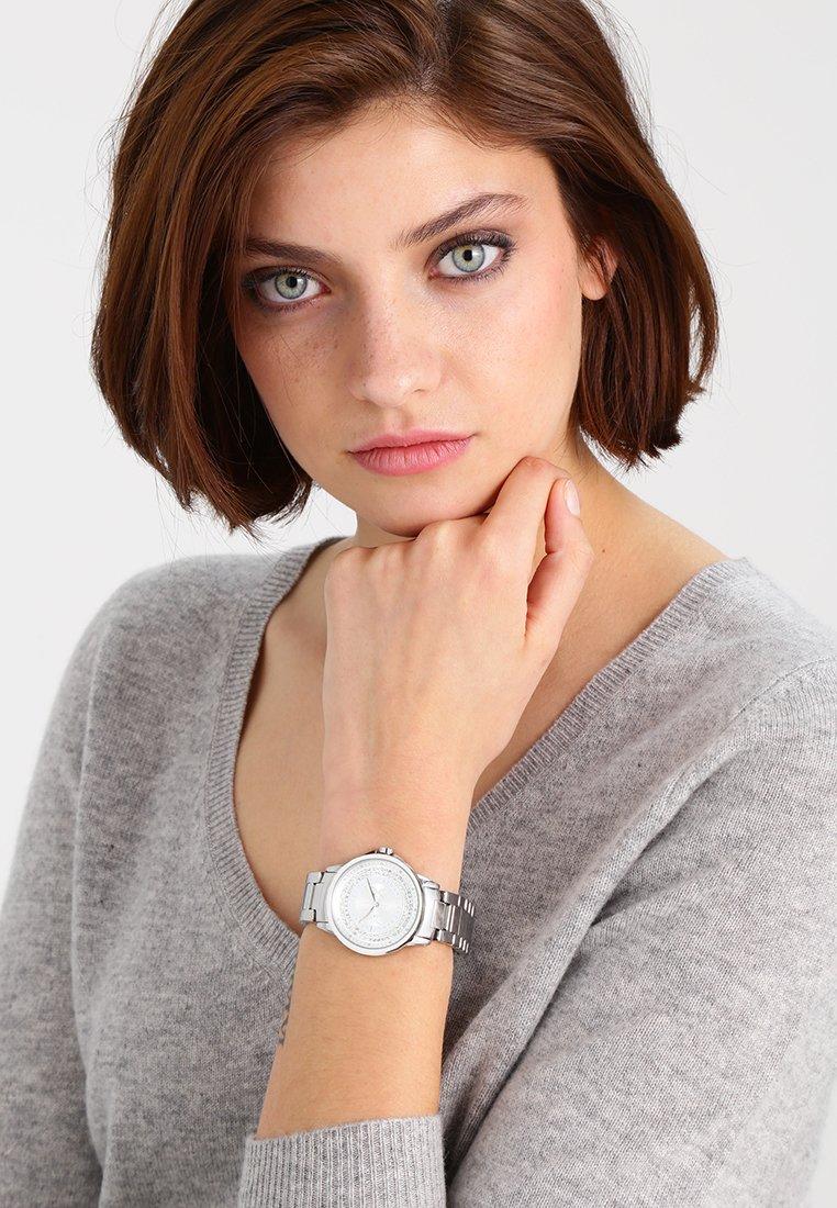 Armani Exchange - Rannekello - silver-coloured
