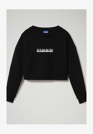 B-BOX CROPPED C - Sweatshirt - black