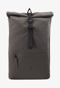 Rains - ROLL TOP - Mochila - charcoal - 1