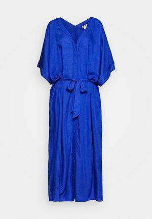 CARRO KAFTAN - Košilové šaty - blue