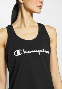 Champion - TANK - Top - black - 4