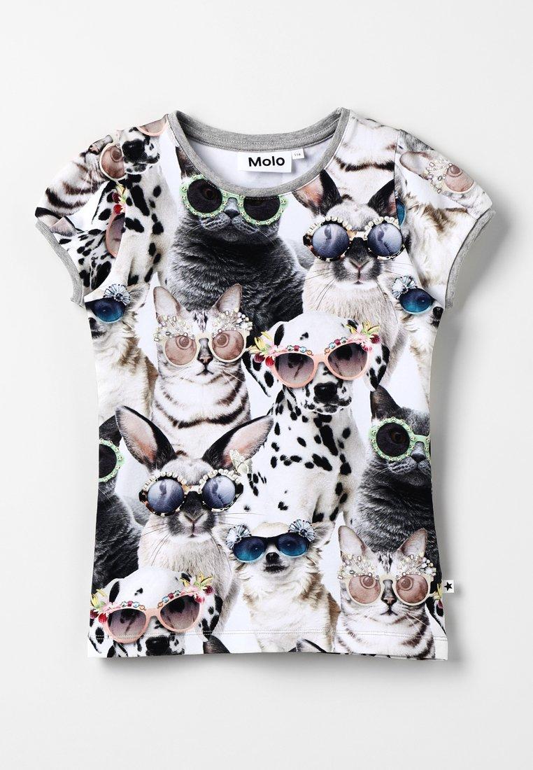 Molo - RIMONA - T-shirts print - multicolor/light grey