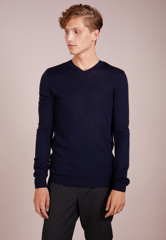 CHARLES - Jumper - navy