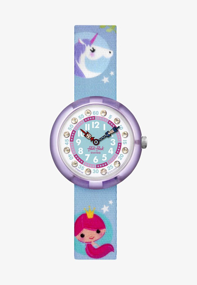 KINDERUHR UNELMA - Watch - violett