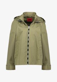 HUGO - Summer jacket - sand - 0