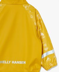 Helly Hansen - BERGEN RAIN SET - Regnjakke / vandafvisende jakker - essential yellow - 5