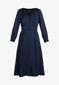 J.CREW - FLINT DRESS - Shirt dress - navy - 4