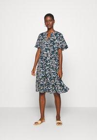 s.Oliver - Day dress - marine - 0