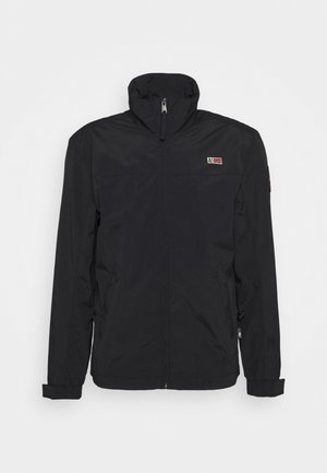 SHELTER - Summer jacket - black