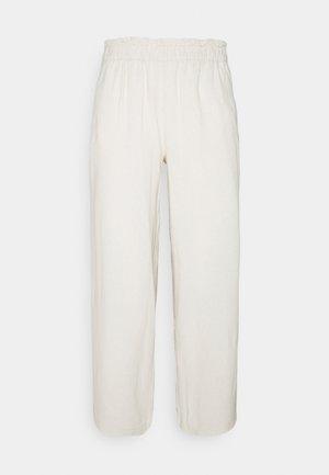 JDYSAY PANT - Trousers - beige
