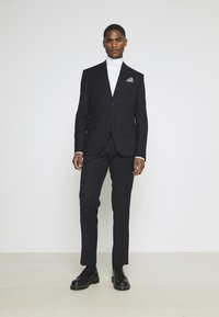 Isaac Dewhirst - WINDOWPANE SUIT - Suit - blue - 0