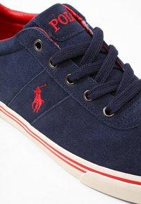 Polo Ralph Lauren - HANFORD - Sneakersy niskie - newport navy - 5