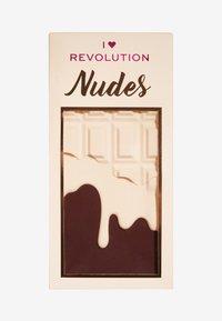 I Heart Revolution - I HEART REVOLUTION NUDES CHOCOLATE PALETTE - Eyeshadow palette - multi - 4