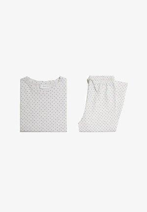 CARLOTA - Pyjama set - ljus heather grå