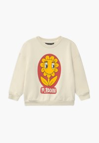 Mini Rodini - FLOWER - Sweatshirt - off white - 0