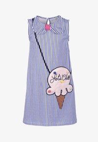 happy girls - JOY - Day dress - royalblau - 0