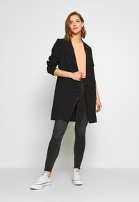 ONLY - ONLGLORYMARIA SPRING - Classic coat - black - 1