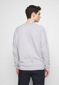 NN07 - ROBIN CREW - Sweatshirt - light grey melange - 2