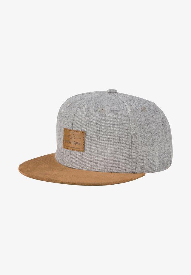 DEAN - Cappellino - grau-braun