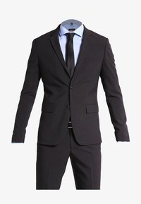 Lindbergh - PLAIN MENS SUIT - Traje - dark grey - 9