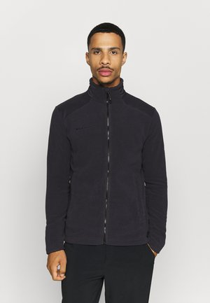 INNOMINATA LIGHT JACKET MEN - Fleece jacket - black