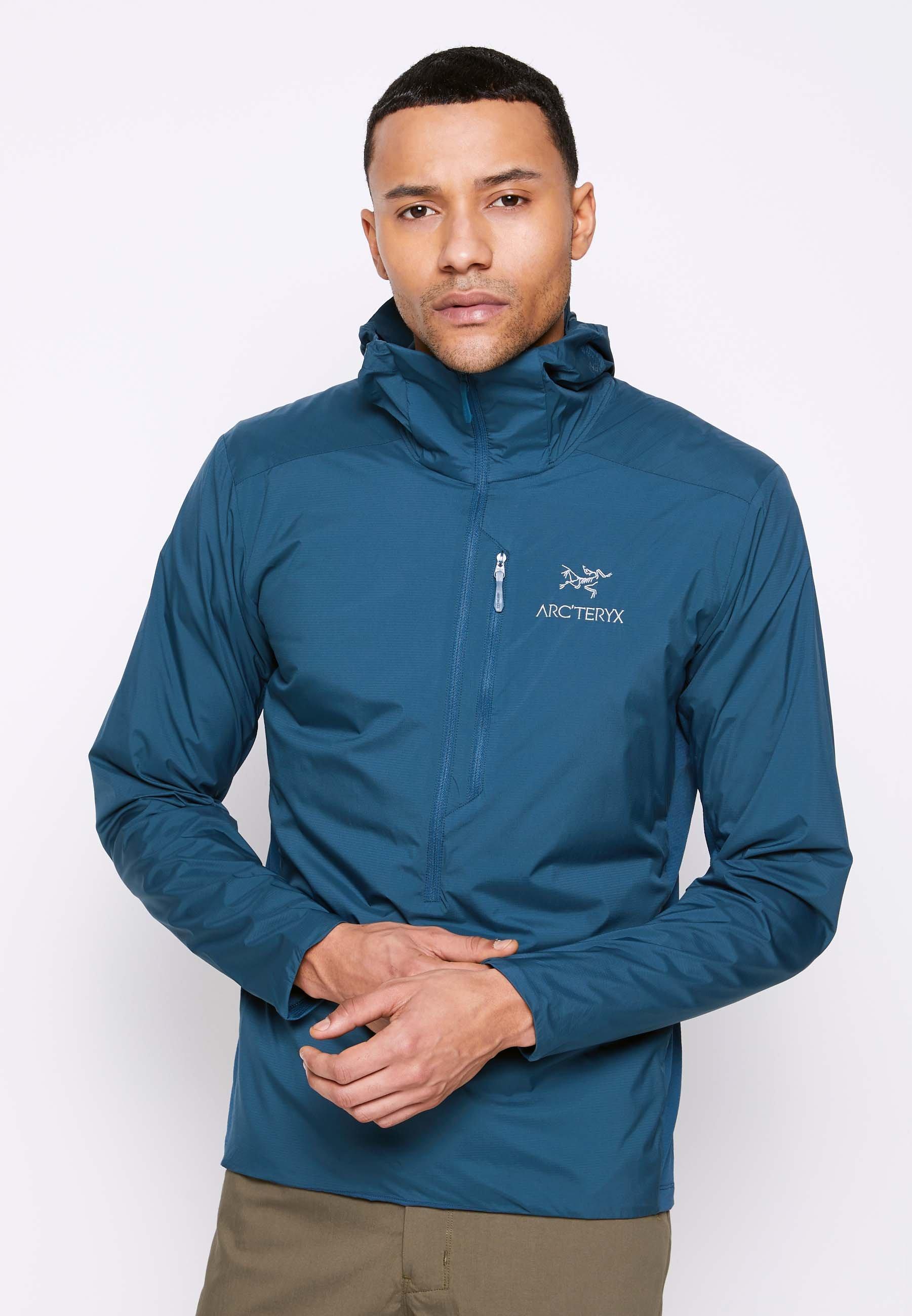 Men ATOM SL ANORAK MENS - Outdoor jacket