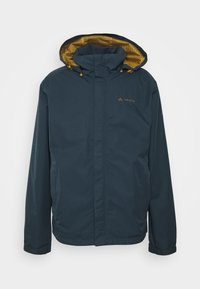 Vaude - MENS ESCAPE LIGHT JACKET - Waterproof jacket - steelblue - 5