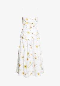 Bec & Bridge - COLETTE MIDI DRESS - Day dress - off white - 4