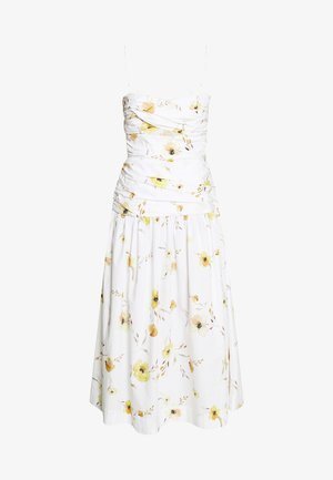 COLETTE MIDI DRESS - Vestido informal - off white