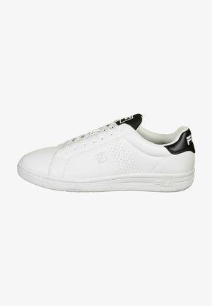 CROSSCOURT - Trainers - white/black