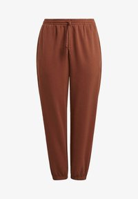 adidas Originals - CUFFED JOGGERS - Tracksuit bottoms - brown - 5