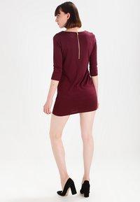 Vila - VITINNY - Day dress - fig - 2
