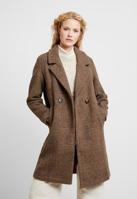 b.young - BYAMANO - Manteau classique - fossil - 0