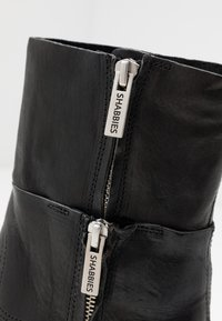 Shabbies Amsterdam - Platform ankle boots - black - 2