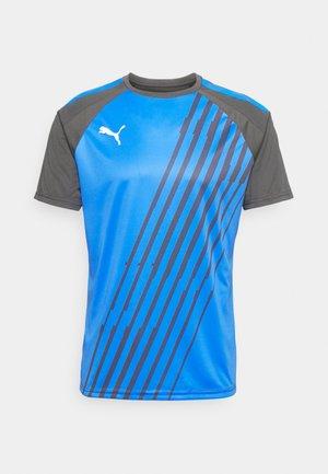 INDIVIDUALPACER - Camiseta estampada - bluemazing/asphalt
