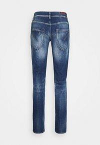 Dondup - BRADY PANT - Slim fit jeans - blue - 7