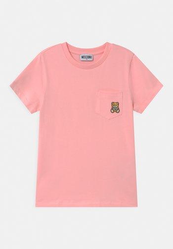 UNISEX - Print T-shirt - sugar rose
