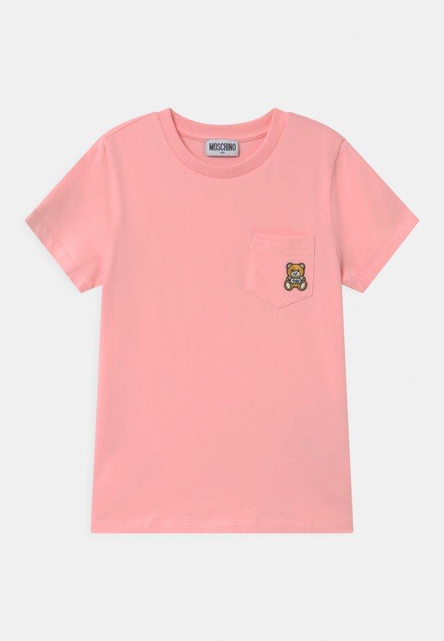 UNISEX - T-shirt print - sugar rose