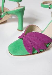 Jerelyn Creado - Sandály - mint green - 2