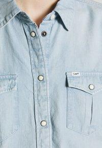 Lee - REGULAR WESTERN SHIRT - Skjorte - summer blue - 5