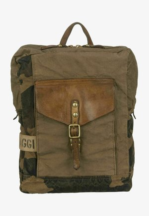 Rucksack - militare/camouflage/militare
