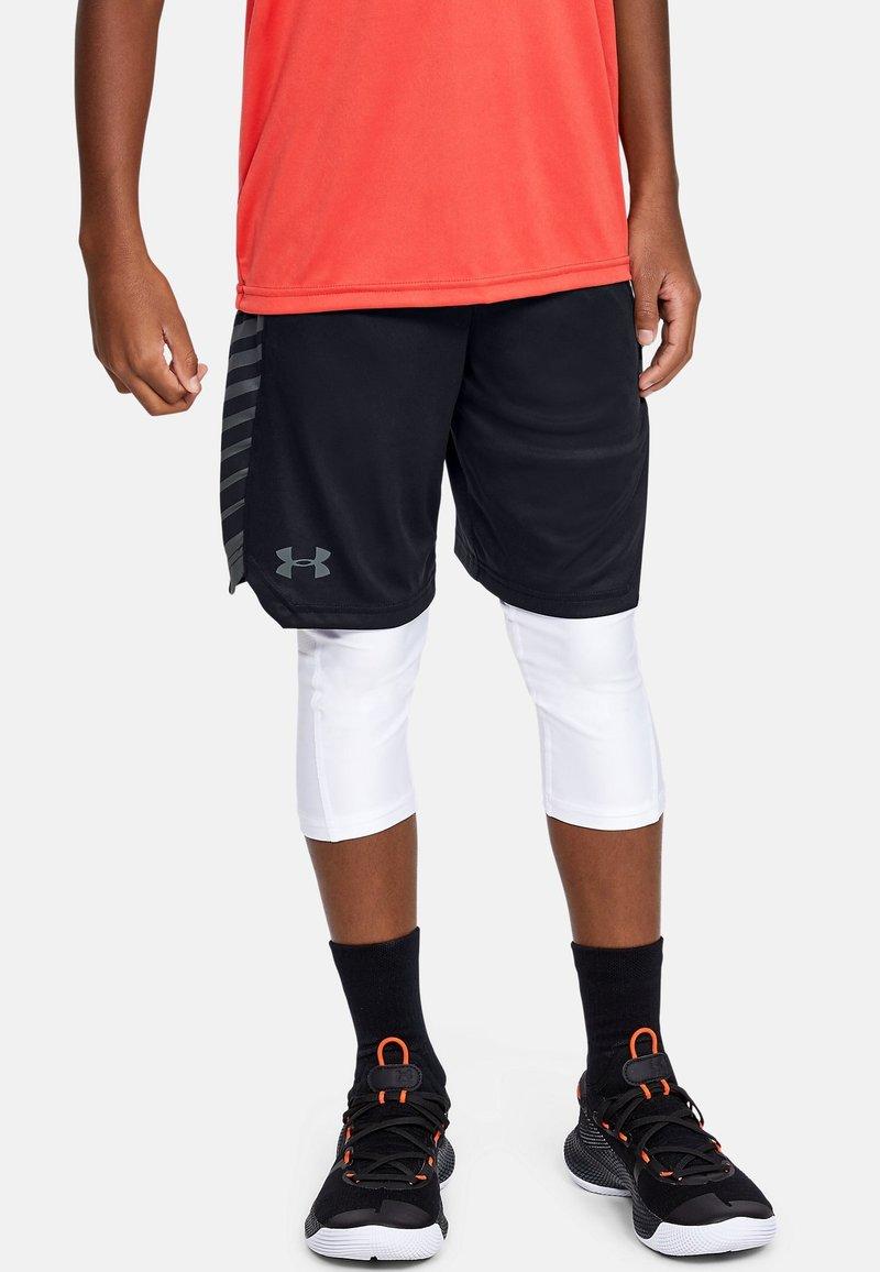 Under Armour - MK1  - Sports shorts - black