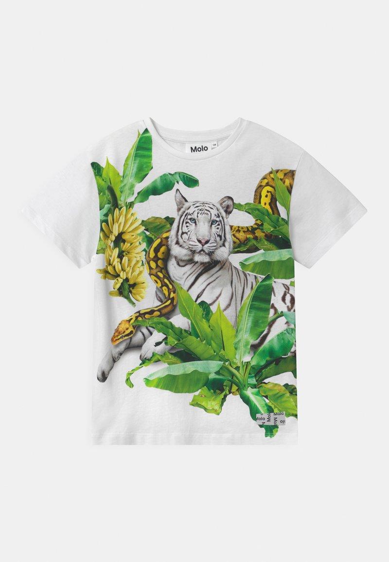 Molo - RAVENO - Print T-shirt - white