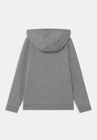 BOSS Kidswear - ZIP - veste en sweat zippée - grey marl - 1